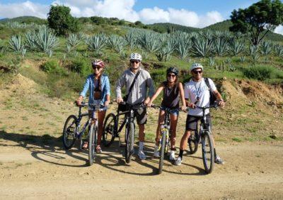 Bike + Mezcal