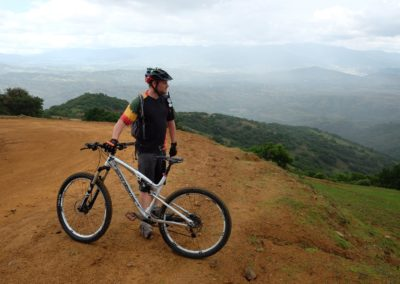 The Waterfalls Experience: Hike and Mountain bike