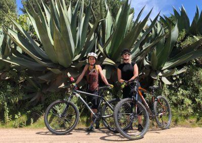 MTB Forest of Pueblos Mancomunados