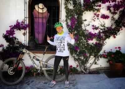teotitlan biking tour oaxaca mexico
