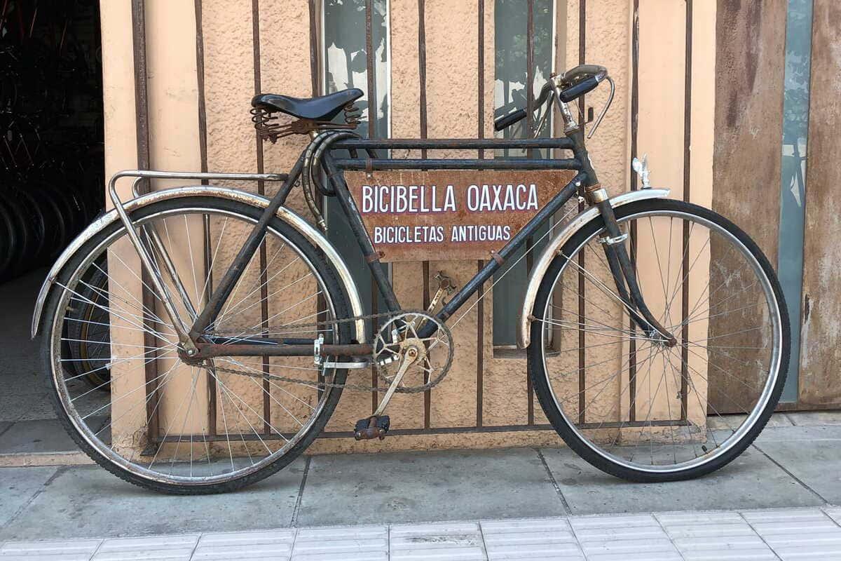 CITY BIKE rentals-cover oaxaca mexico
