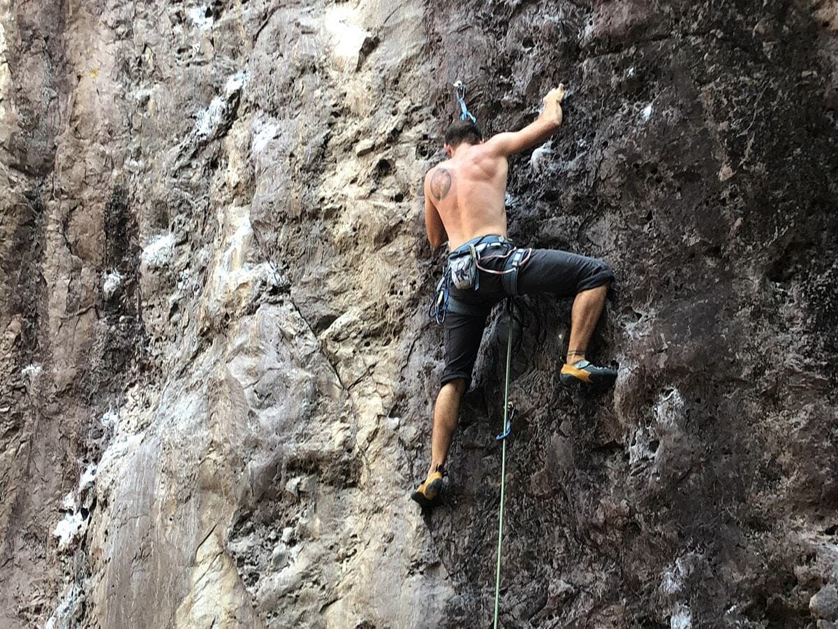Climbing 1day-climbing oaxaca mexico