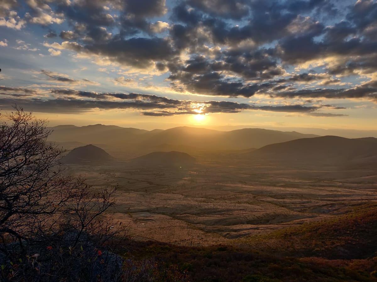 MTB sunset-hiking-Teotitlán-Picacho-oaxaca mexico1
