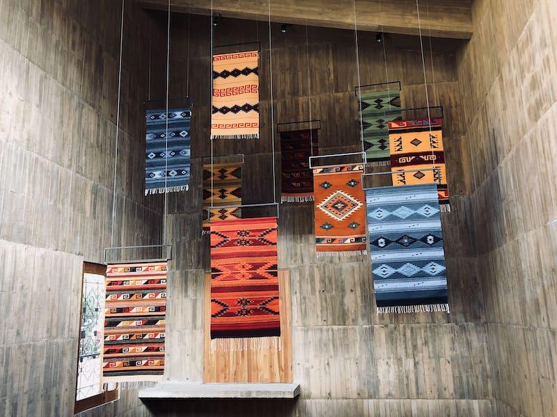 Teotitlán-del-Valle-museo-musem-oaxaca-mexico